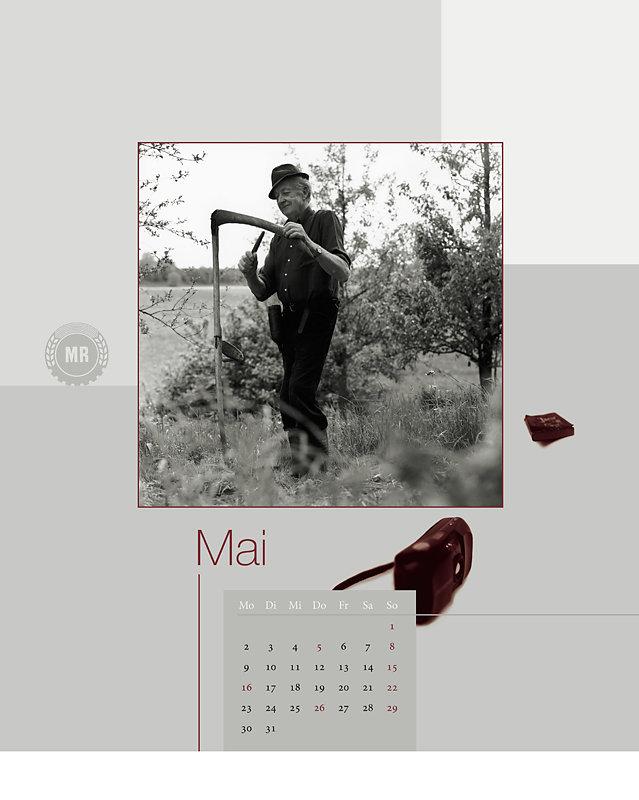 Maschinenring Kalender 2005
