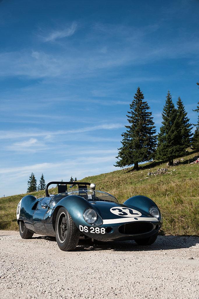 Cooper Monaco MK II