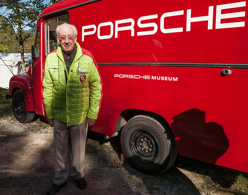 Eberhard Mahle, Rennfahrer von 1954-1968