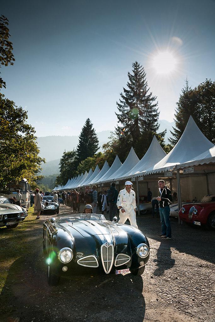 Alfa Romeo 1900 Barchetta