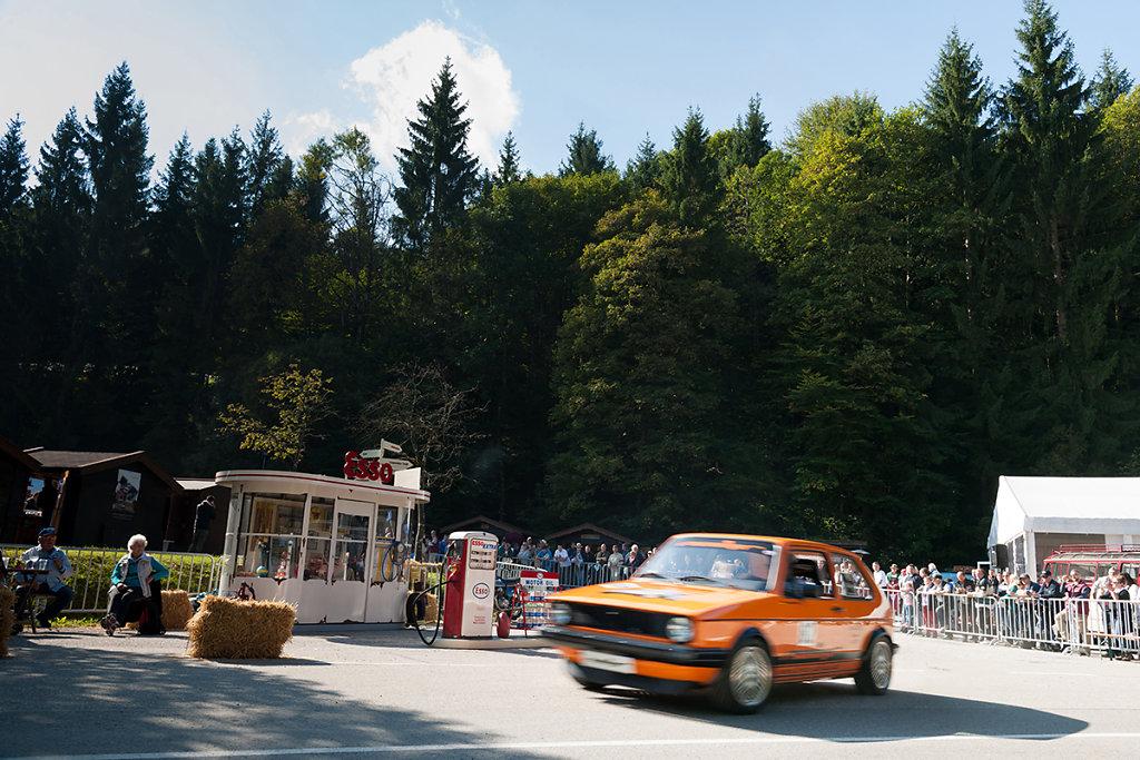 VW Golf GTI, 1983